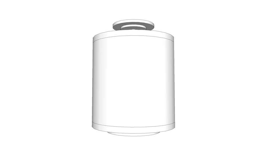 Trend Lighting BP8942 Lux Semi Flush Ceiling Light