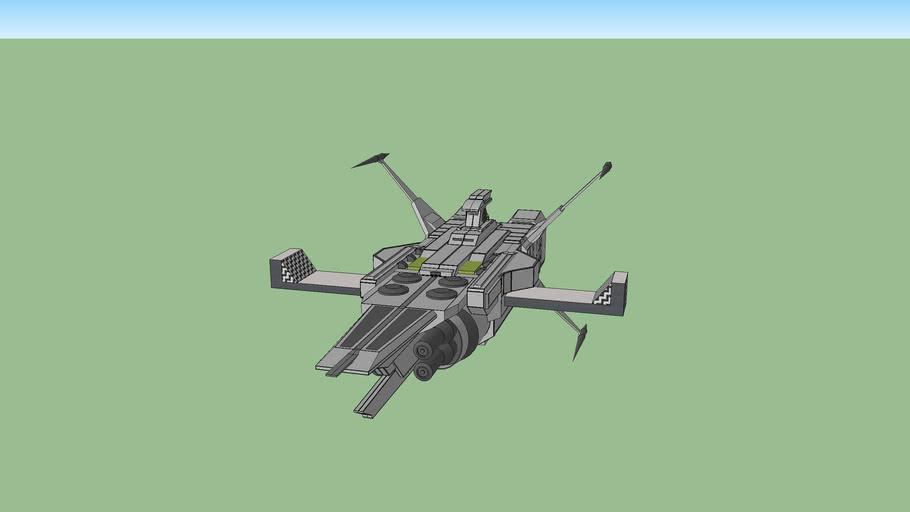 Spaceship Volodymyr