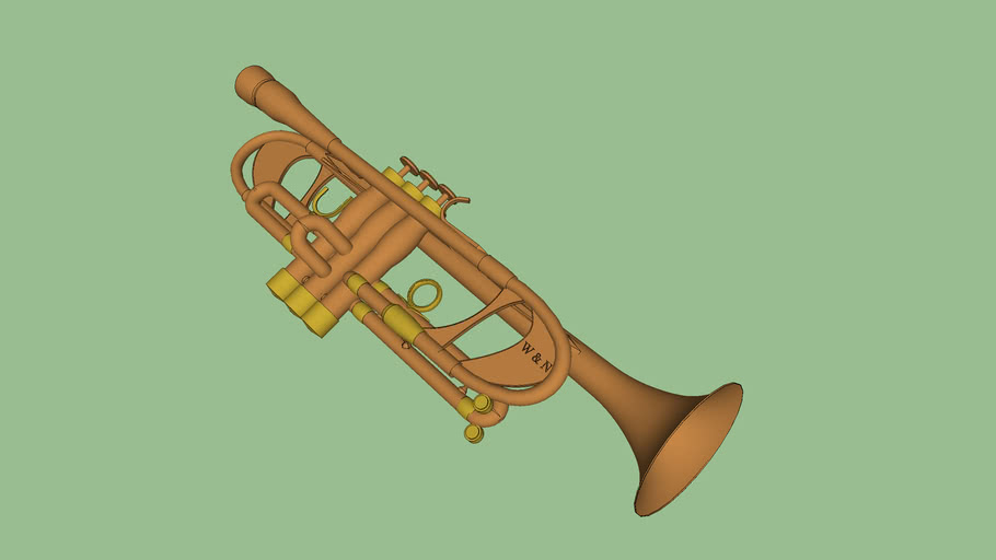 Trumpet MONETTE