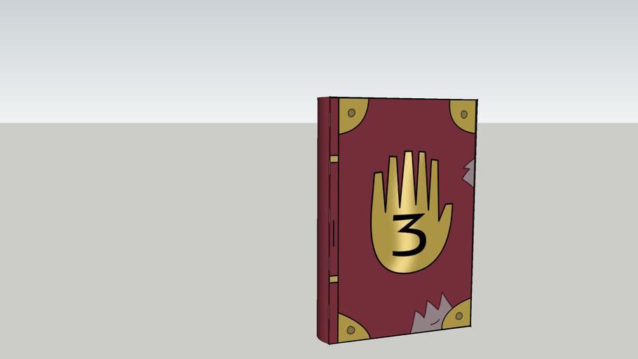 Gravity Falls Journal 3
