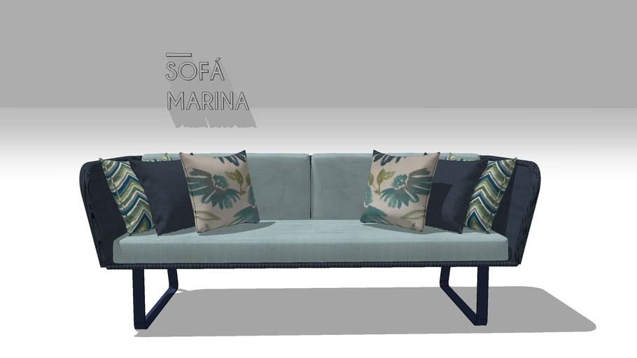 sofá tidelli