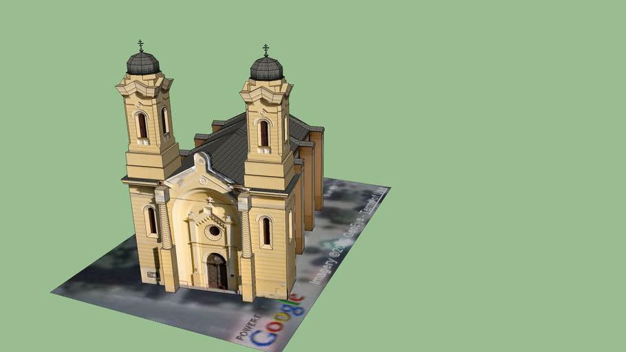 Gréckokatolícka cirkev - Moyzesova 44, Košice