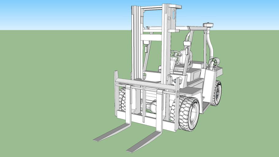 Forklift CAT