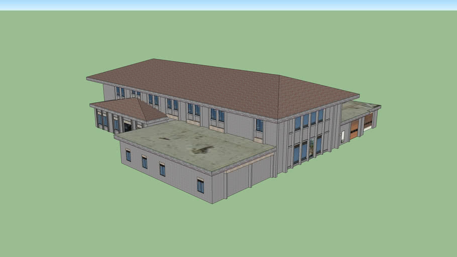 Provo City Community Development/ Fire Department