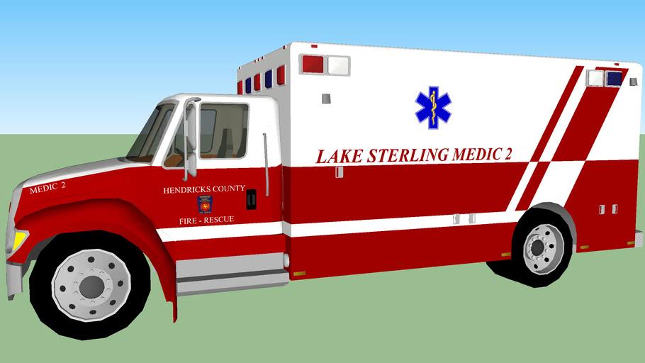 Hendricks County Medic 2