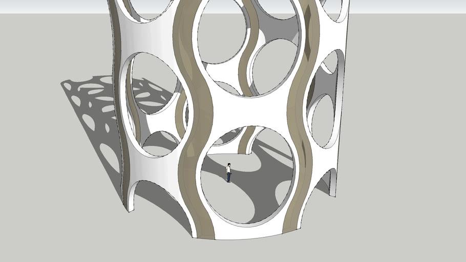 Lantern Cartilage Cylinder