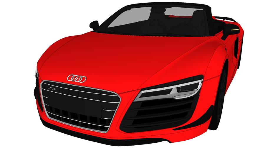 2014 Audi - R8 Spyder GT