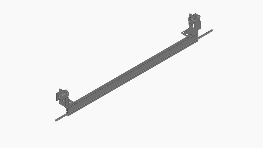 Panel strip set 738mm D30 A