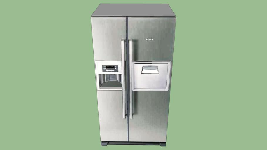 Refrigerador DUP