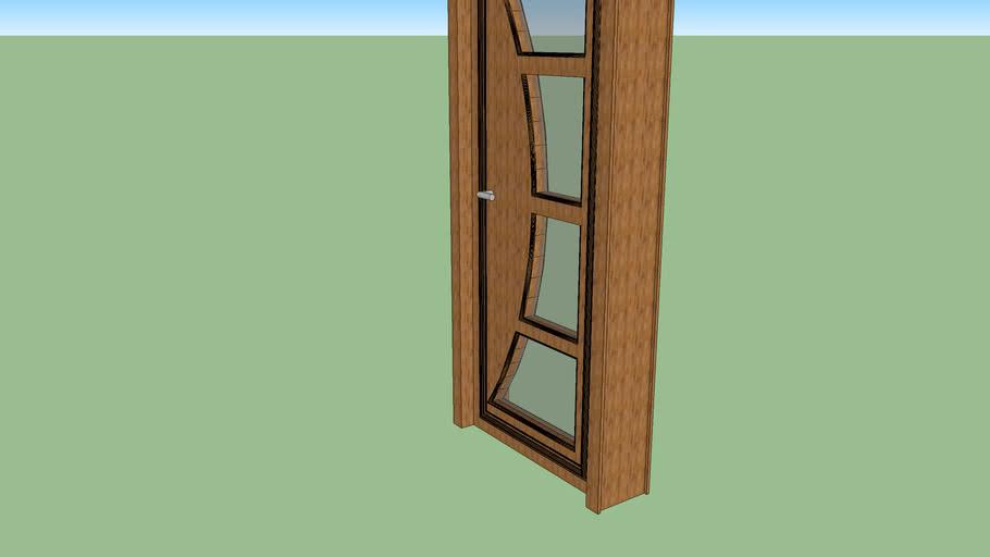 Door 7x3 feet