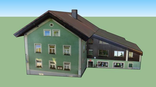 Rathaus in Grafenwiesen
