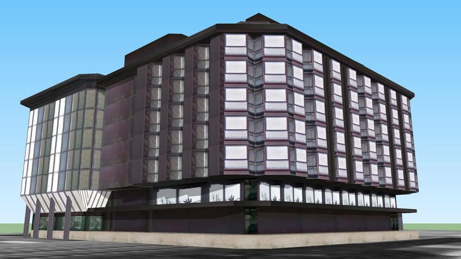 Edificio Albarbao