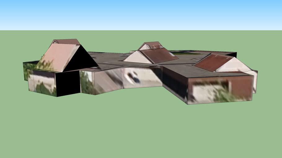 69120 沃勒昂沃兰, 法国的建筑模型