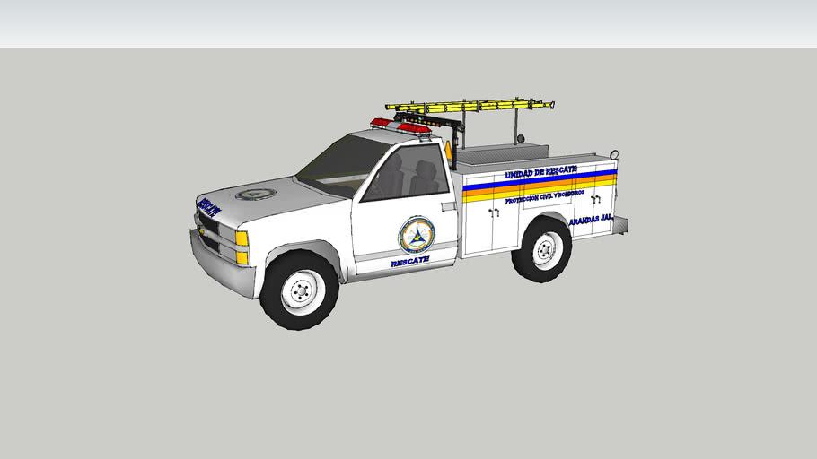 unidad de rescate de proteccion civil de arandas jalisco