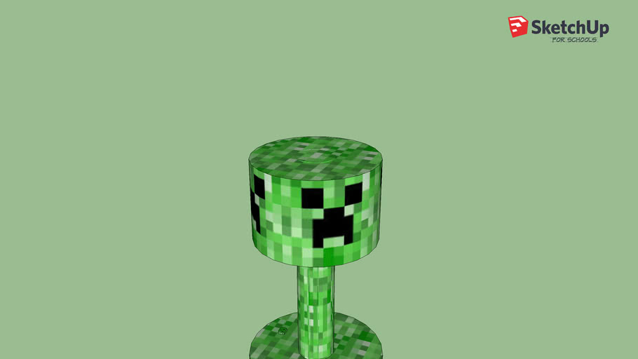 Creeper Lamp