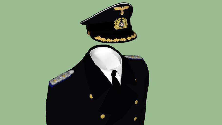 Kapitän, Kriegsmarine