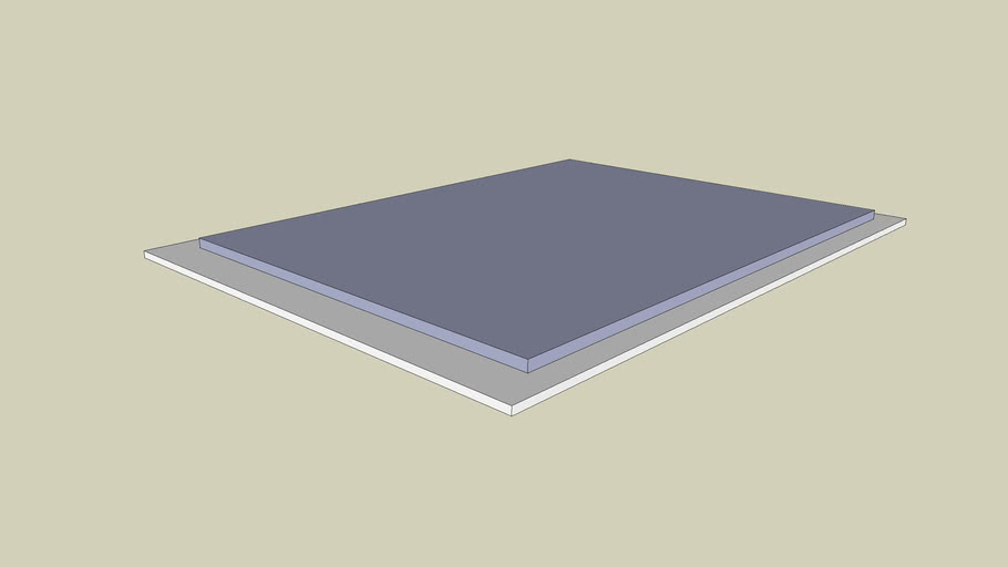 two rectangular prisms