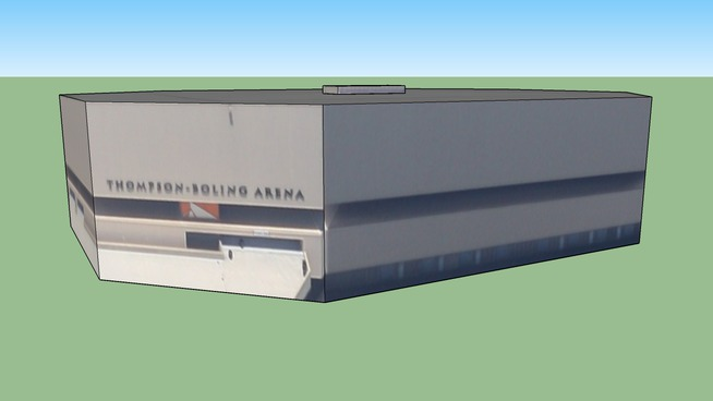 Thompson-Boiling Assembly Center and Arena