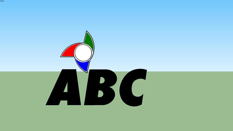 ABC-5 Logo (2001-2004)