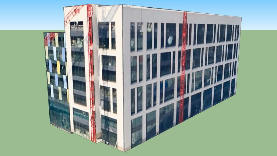 Building in Dublin 1, Co. Dublin City, Ireland