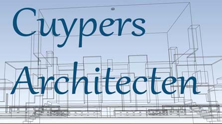 """""""Cuypers"""" Work of 4 Dutch Architects"""