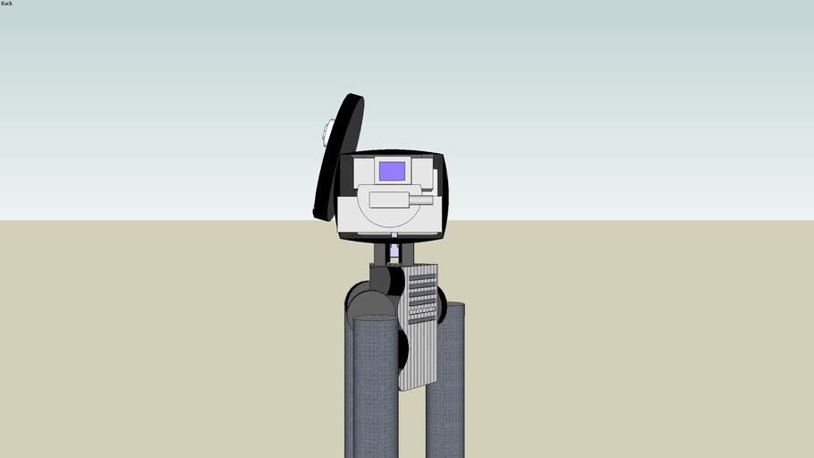 Camera for 3dChallnge