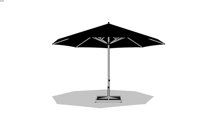 Solero Parasol Presto Pro 400cm