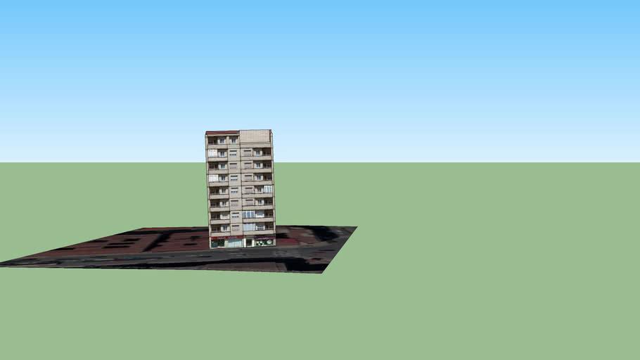 Edificio de viviendas Murrieta 82