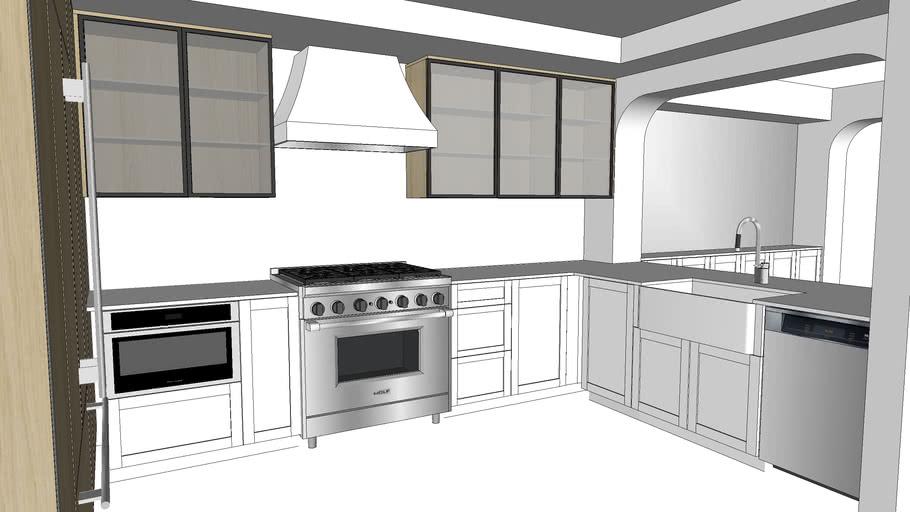 PLA Kitchen