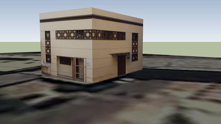 مسجد كلية الاداب