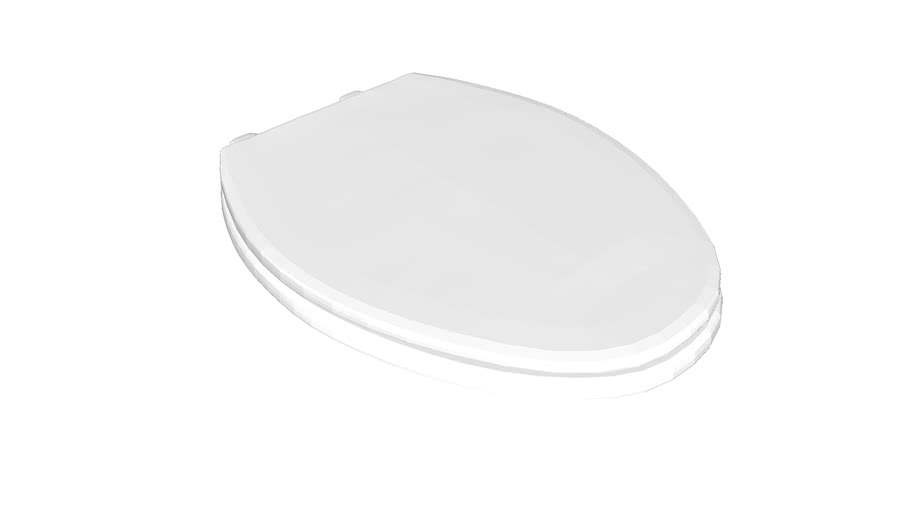 K-4774 Brevia(TM) Quick-Release(TM) elongated toilet seat