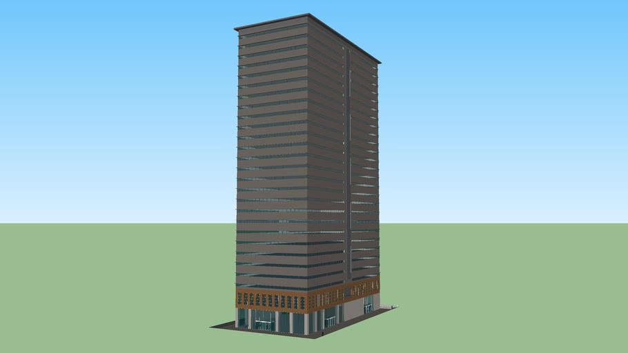 高層ビル06