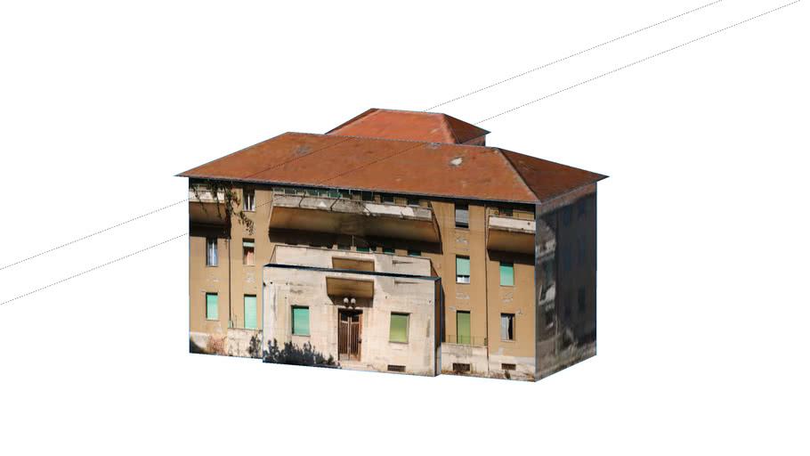 Palazzina L'Aquila