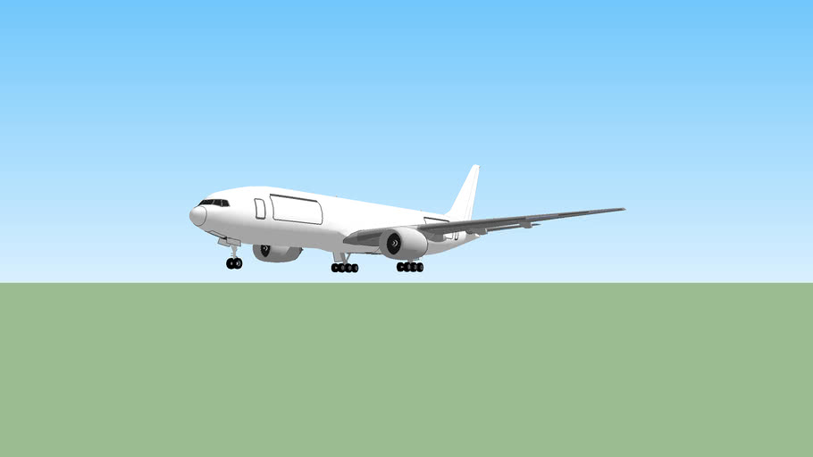 Boeing 777-200F-C