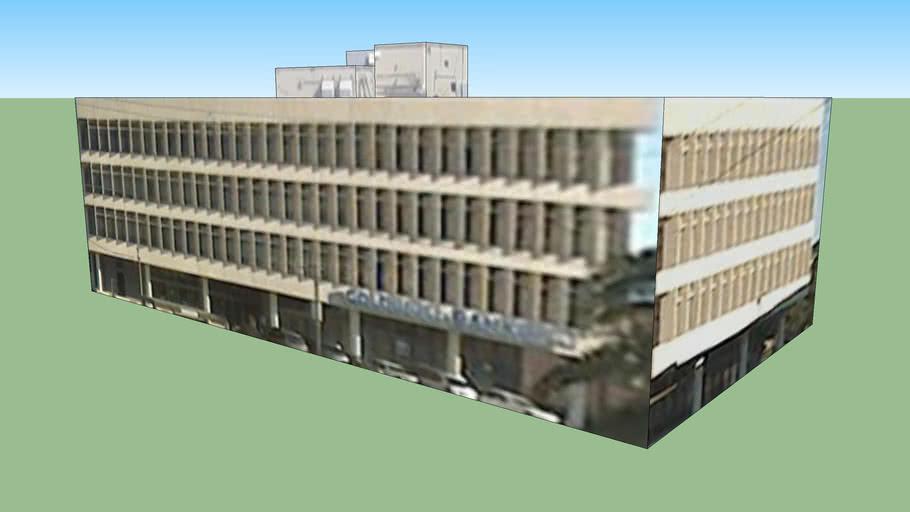 Building in 5, LA, USA