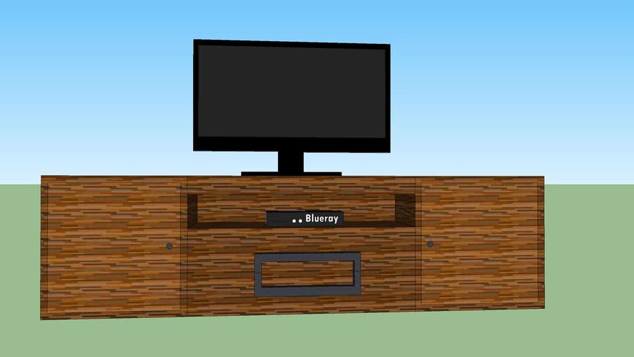 tv kastje