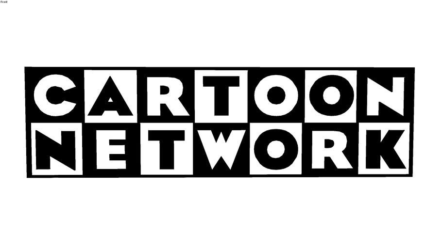 Cartoon Network Logo 1992 2004 3d Warehouse