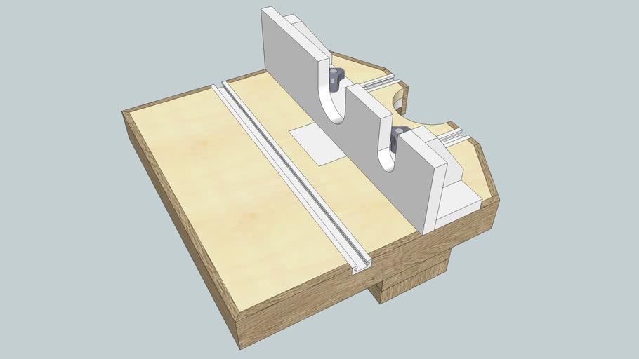 Small Drill Press Table