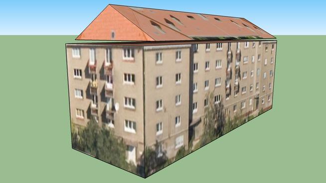 Budova na adrese Na Veselí, Praha, Česká republika