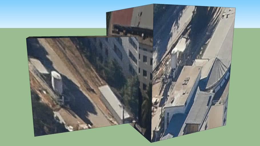 Construção em Valparaíso, Chile