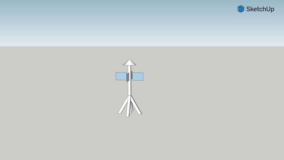 Tidal Marker [Lambert Segura - IxD Y4 - GSofA]