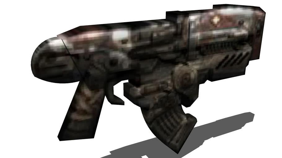 The Hammerburst Assault Rifle