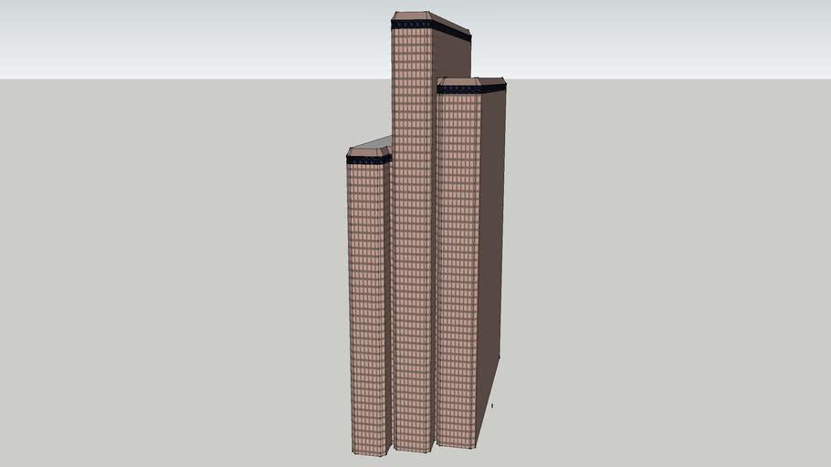 Formerly San Jacinto Towers