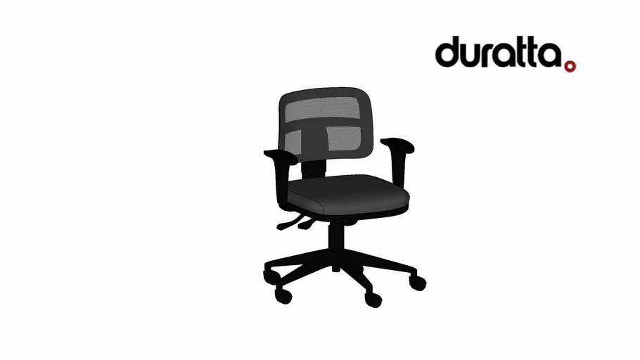 Cadeira Agnes Fit - Duratta