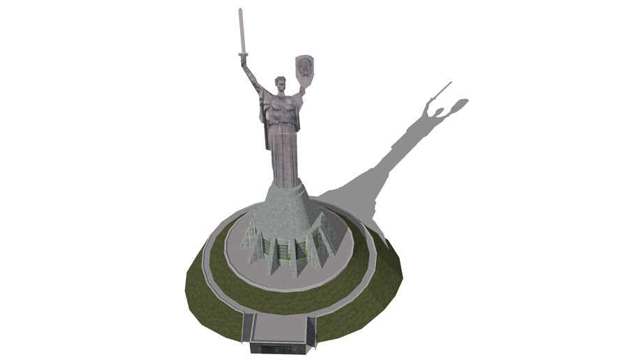 Motherland Statue and WW2 Museum