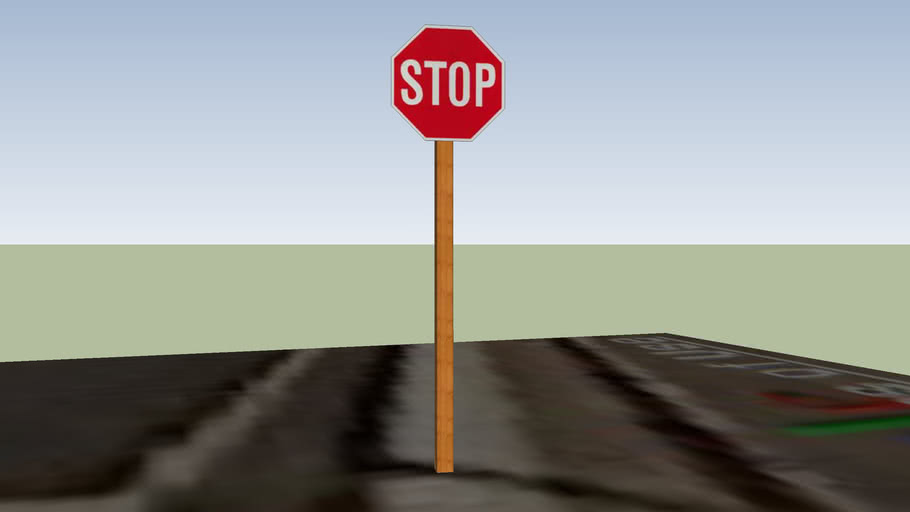 stop sign at Hollister Ave and Cathedral Oaks Rd #2