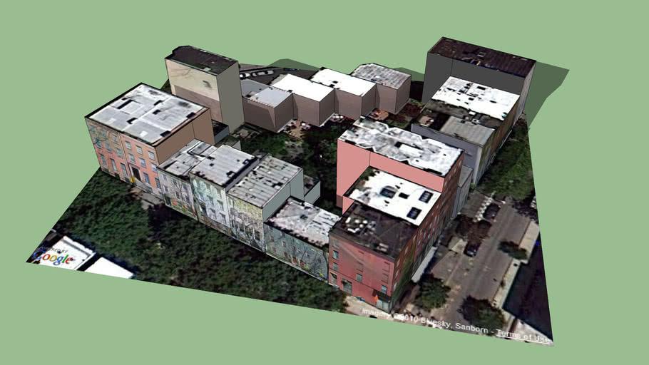 The Brooklyn project - Model 4