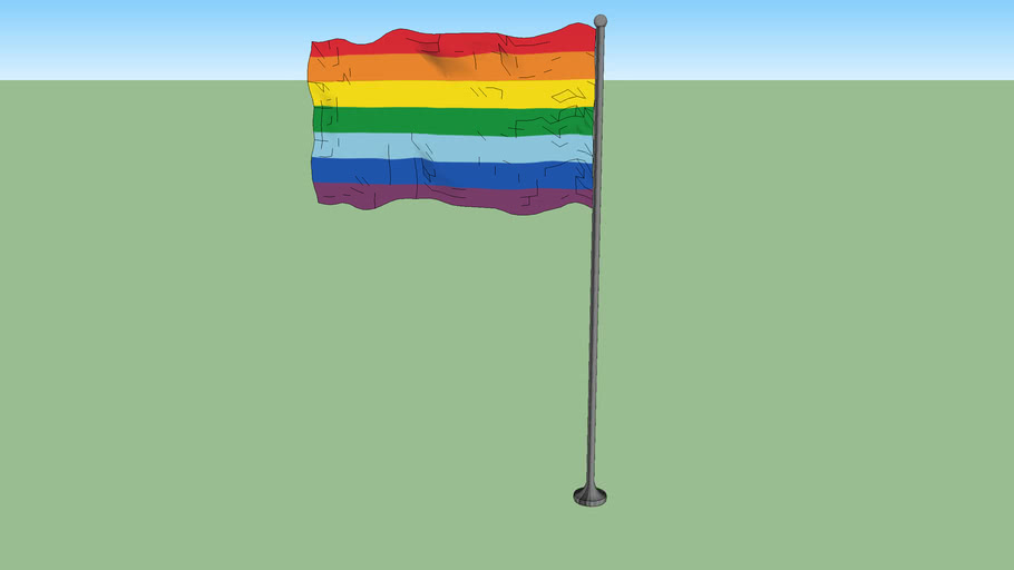 Flag of Cusco