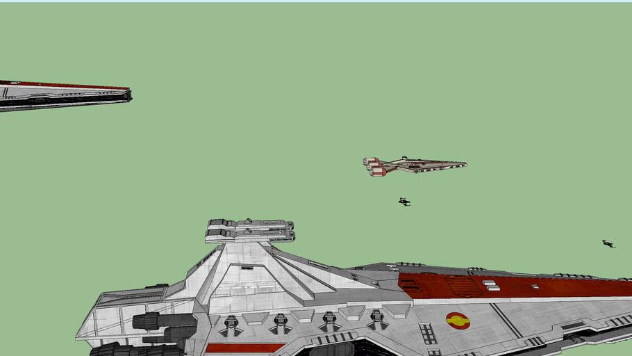 Republic Base (Unfinished!)