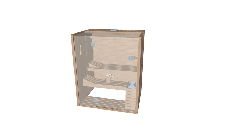 Effegibi SKY 36 R.H. - sauna